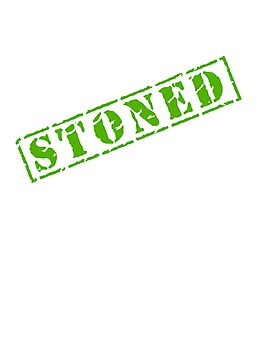 STONED by MarijuanaTshirt