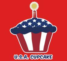 U.S.A. CUPCAKE parody by M. E. GOBER