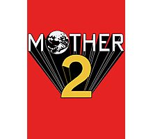 Mother 2 Promo Photographic Print
