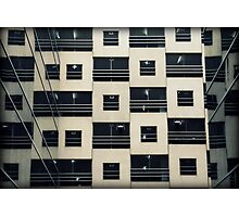 checkers Photographic Print