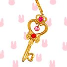 Chibiusa&#x27;s Time Key by bunnyparadise