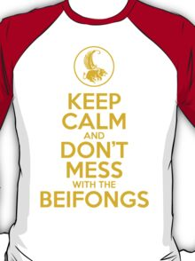Don't Mess With the Beifongs T-Shirt
