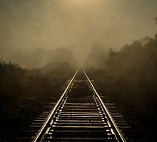 Train To Nowhere by JKKimball