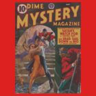 Dime Mystery Magazine - May 1941 by perilpress