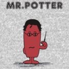 Mr.Potter by tappers24