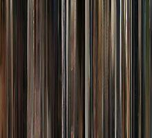 Moviebarcode: Frida (2002) by moviebarcode