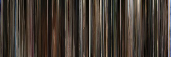Moviebarcode: Frida (2002) by moviebarcode