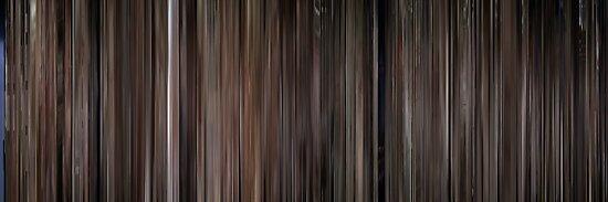 Moviebarcode: Airplane! (1980) by moviebarcode