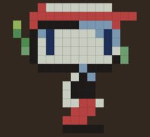 Quote - from Cave Story by distantsouls