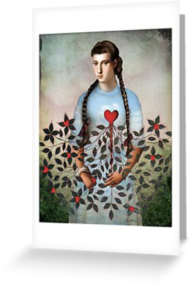 Fridas Dream by Catrin Welz-Stein