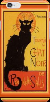 Tournee Du Chat Noir - After Steinlein by taiche