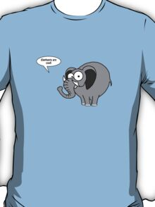 Elephants are cool! T-Shirt