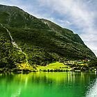 Norway Lake by Cristim