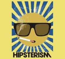 HIPSTERISM (SERIES) [blue/black] Kids Clothes