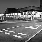 Newport Bus Station 01 by Paul Croxford