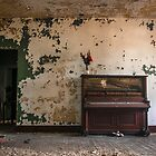 Lonely Piano by UrbexUS