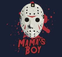 Friday the 13th - Jason Vorhees - Mama's Boy by metacortex