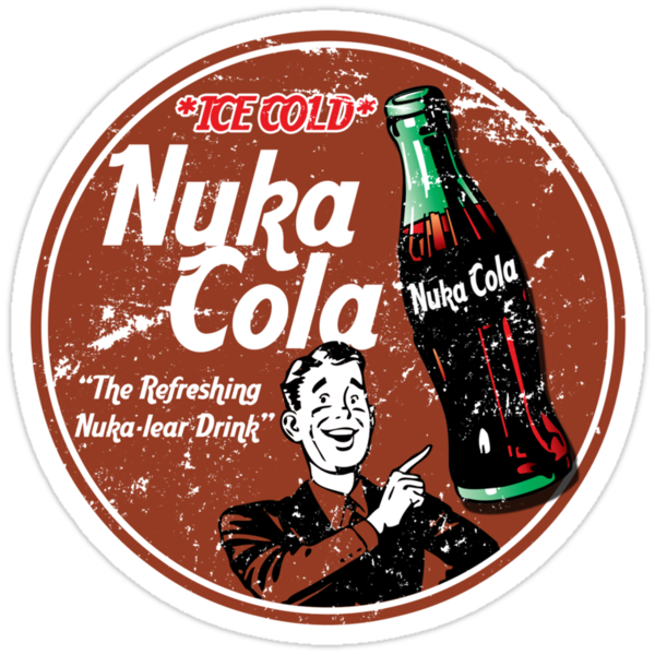 Fallout - Nuka Cola by metacortex
