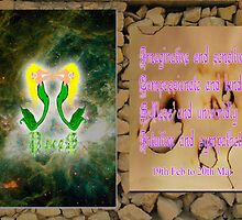 Pisces and Horoscope by Dennis Melling