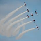 The Red Arrows - Cygnet by The Walker Touch