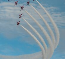 The Red Arrows - Swan by The Walker Touch