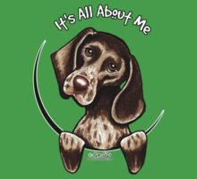 German Shorthaired Pointer :: It's All About Me Kids Clothes