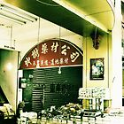 Chinese Medicine Shop © by Ethna Gillespie