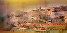 Alcântara docks. by terezadelpilar~ art & architecture