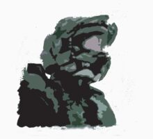 Master Chief by millecar