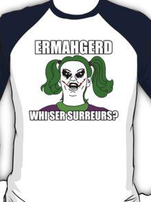 Ermahgerd Bertmern! T-Shirt