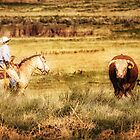 Head'em Up n Move'em Out by Susan Humphrey