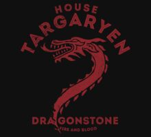 House Targaryen by hunekune