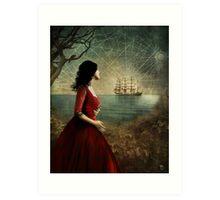 the sailor's wife Art Print