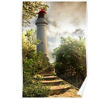 split point light house Poster