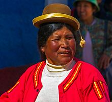 Puno Woman. by bulljup