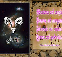 Aries and Horoscope by Dennis Melling