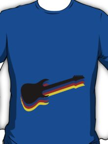 Adelaide Crows Guitar T-Shirt