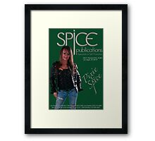 Spice Publications - Pixie Spice Poster 2 Framed Print