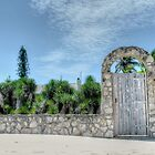 The Beach Gate on Paradise Island in Nassau, The Bahamas by 242Digital