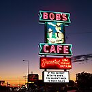 Bob&#x27;s Cafe by Greg Belfrage