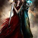 Astral romance by Amalia Iuliana Chitulescu