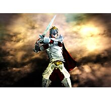 Soldier Of The God Photographic Print