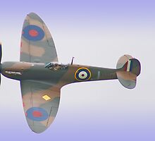 Spitfire IA P9374 - Shoreham - 2012 by Colin J Williams Photography