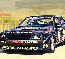English/Gulson Ford XD Falcon by Stuart Row