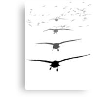 "New ""Take Flight"" T-Shirt Canvas Print"