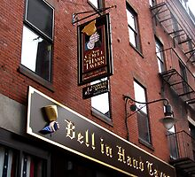 Boston: Bell in Hand Tavern by ACImaging