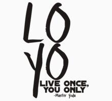 LOYO by tripinmidair