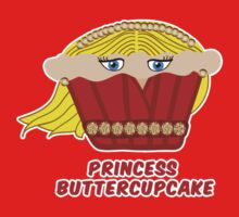 THE PRINCESS BUTTERCUPCAKE parody by justsuper