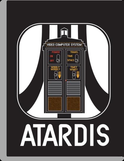 ATARDIS by slugamo