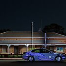 Port Germein Police Station by sedge808
